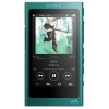 Аудиоплеер Sony Walkman NW-A35HN, бирюзовый, купить за 17 990руб.