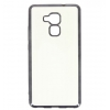 Чехол для смартфона Hallsen для Huawei Honor 5C, прозрачный с чёрными краями, купить за 260руб.