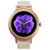 Умные часы LG Watch Style W270, золотисто-розовые, купить за 13 960руб.