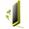 Аудиоплеер Sony Walkman NW-A35 16 ГБ, лайм, купить за 12 665руб.