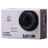 Видеокамера SJCAM SJ5000, серебристая, купить за 5 820руб.