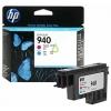 Картридж HP 940 C4901A, голубой / пурпурный, купить за 3 605руб.