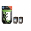 Картридж HP №56 C9502AE 2-pack, чёрный, купить за 3 120руб.
