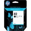 Картридж для принтера HP №82 CH565A, черный, купить за 3440руб.