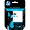 Картридж для принтера HP №82 CH566A, голубой, купить за 2920руб.