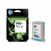 Картридж для принтера HP 940XL C4907AE, голубой, купить за 3380руб.