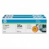 Картридж для принтера HP 35A CB435AF, черный, купить за 8395руб.