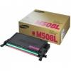 Картридж для принтера Samsung CLT-M508L/SEE, пурпурный, купить за 8400руб.