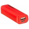 Внешний аккумулятор Red Line R-3000 (3000 mAh), красный, купить за 460руб.