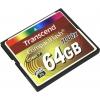Карту памяти Transcend TS64GCF1000 (64 Gb, 1000 x), купить за 5960руб.