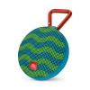 Портативная акустика JBL Clip 2 Splash, сине-зеленая, купить за 2 880руб.