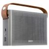 Портативная акустика InterStep PowerBank SBS-230, серебристая, купить за 5 280руб.