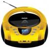 Магнитола BBK BX165BT, черно-желтая, купить за 4 530руб.