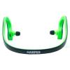 Гарнитура bluetooth Harper HB-300, черная/зеленая, купить за 2 935руб.
