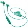 Гарнитура проводная для телефона JBL E25ВТ (JBLE25BTTEL), зеленая, купить за 2 685руб.
