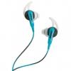 Гарнитура для телефона Bose SoundSport In-ear to Apple Energy, синяя, купить за 15 135руб.