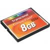 Карту памяти Transcend TS8GCF133 (8 Gb, 133x), купить за 1130руб.