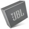 Портативная акустика JBL GO, серая, купить за 1 860руб.