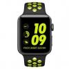 Умные часы Apple Watch Series 2 38 mm, графитово-зеленые, купить за 24 920руб.