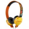 Sol Republic Tracks, оранжевая (с рисунком), купить за 11 285руб.