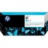 Картридж для принтера HP №81 C4951A, голубой, купить за 25 865руб.
