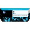 Картридж для принтера HP №91 C9467A, голубой, купить за 29 465руб.