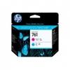 Картридж для принтера HP CH646A (№761),  пурпурный / голубой, купить за 16 460руб.