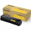 Картридж для принтера Samsung CLT-Y503L/SEE желтый, купить за 7290руб.
