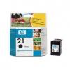 Картридж для принтера HP 21 C9351AE, черный, купить за 2445руб.