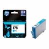 Картридж для принтера HP 178 CB318HE, голубой, купить за 1415руб.