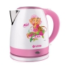 Электрочайник Vitek WX-1001 Winx, бело-розовый, купить за 1 720руб.