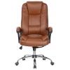 Компьютерное кресло College XH-2222, коричневое, купить за 12 660руб.