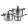 Набор посуды Rondell Strike RDS-820 ST (6 предметов), купить за 4 505руб.