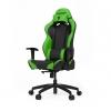 Игровое компьютерное кресло Vertagear SL2000 чёрное/зелёное, купить за 26 490руб.