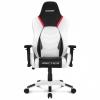 Игровое компьютерное кресло AKRacing Arctica белое/чёрное, купить за 25 990руб.