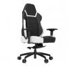 Игровое компьютерное кресло Vertagear PL6000 чёрное/белое, купить за 22 475руб.