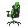Игровое компьютерное кресло Vertagear SL4000 чёрное/зелёное, купить за 29 685руб.