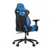 Игровое компьютерное кресло Vertagear SL4000 чёрное/синее, купить за 26 990руб.