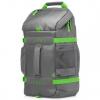 Сумка для ноутбука HP L8J89AA, серо-зеленая, купить за 1 400руб.