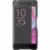 Чехол для смартфона Sony Touch Cover SCR50 для Xperia X чёрный, купить за 1 475руб.