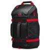 Сумка для ноутбука HP X0R83AA, черно-красная, купить за 2 500руб.