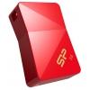 Silicon Power Jewel J08 16GB, красная, купить за 830руб.