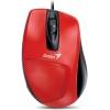 Мышка Genius DX-150X USB, красная, купить за 395руб.