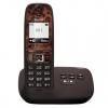 Радиотелефон Gigaset A415 AM Espresso (коричневый), купить за 2 420руб.