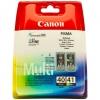 Картридж для принтера CANON PG-440/CL-441 5219B005, черный / трехцветный, купить за 2545руб.