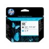 Картридж HP №91 C9460A, черный матовый/голубой, купить за 9775руб.