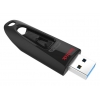 Sandisk Ultra USB 3.0 128Gb, чёрная, купить за 2 820руб.