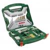Набор инструментов BOSCH X-Line-103 (2607019331), 103 предмета, купить за 4 410руб.