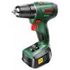 Дрель Bosch PSR 1800 LI-2 1.5Ah x2 Case, 0.603.9a3.121, купить за 8070руб.