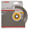 Шлифмашина Алмазный диск BOSCH 2608602192,  универсальный,  125мм, купить за 1 210руб.